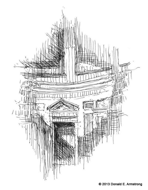 Fig. 1: The Pantheon, Rome, Italy, 2002