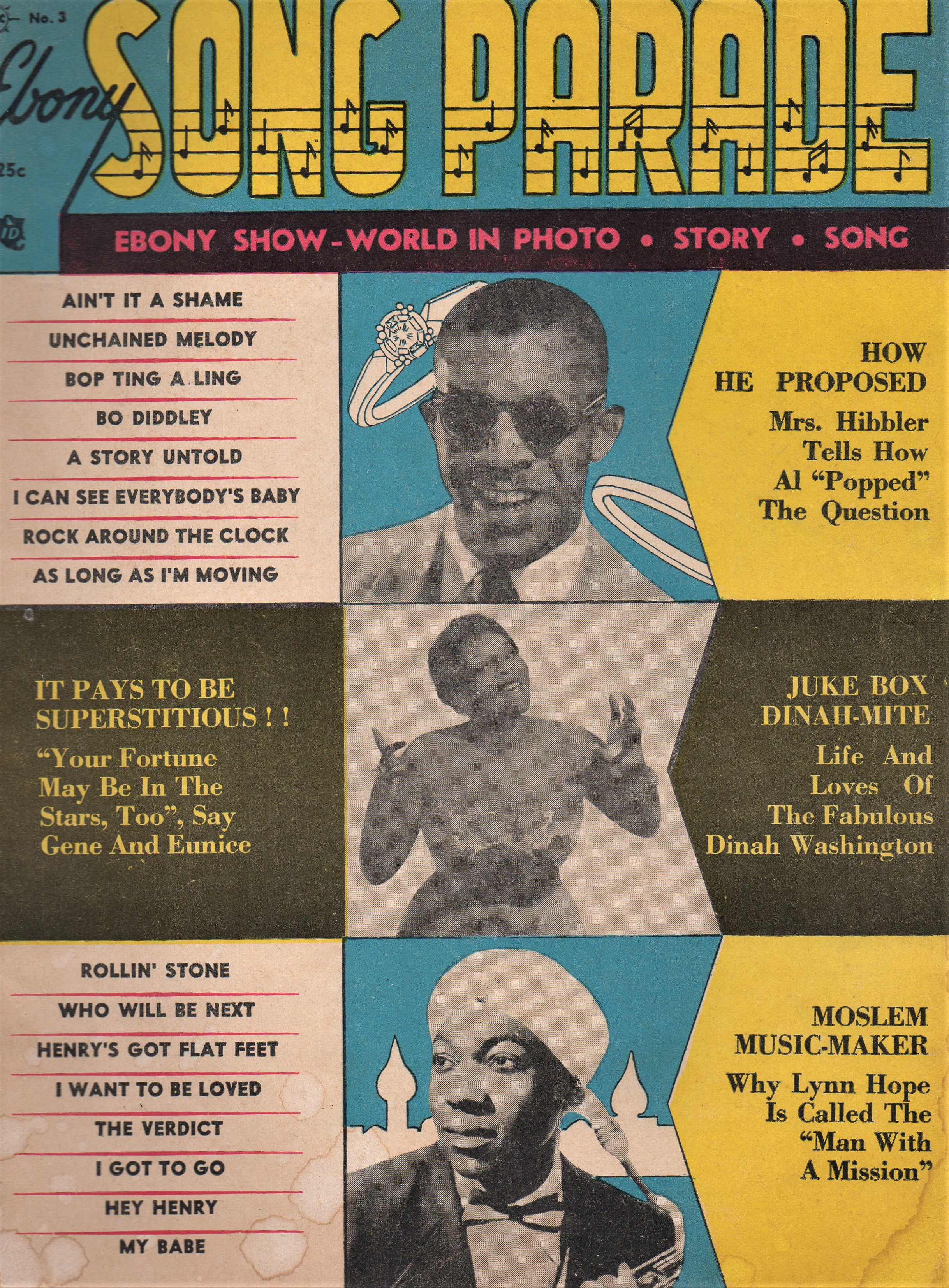 Music for the Masses: Early Song-Lyric Magazines